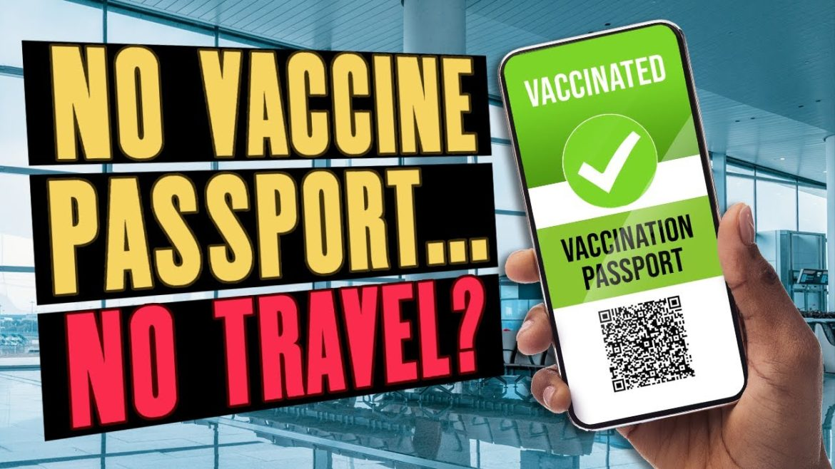 'Vaccine Passport' may contain TERRIFYING risks to YOUR privacy & information